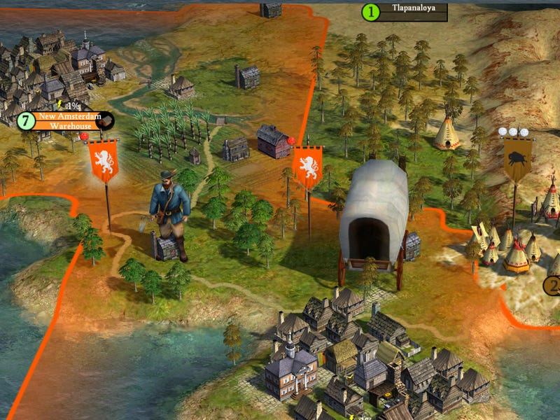 Shiny New Civ IV: Colonization Coming To PC