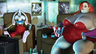 What happened to your favorite cartoon characters after they got famous