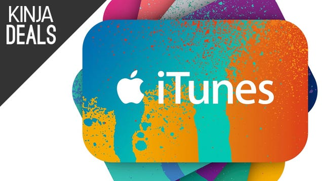 Today's Best Deals: iTunes Credit, Headphones, Storage, and More