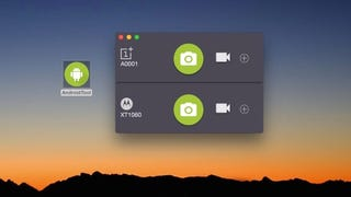 AndroidTool Takes One-Click Screencasts and Screenshots from Your Phone
