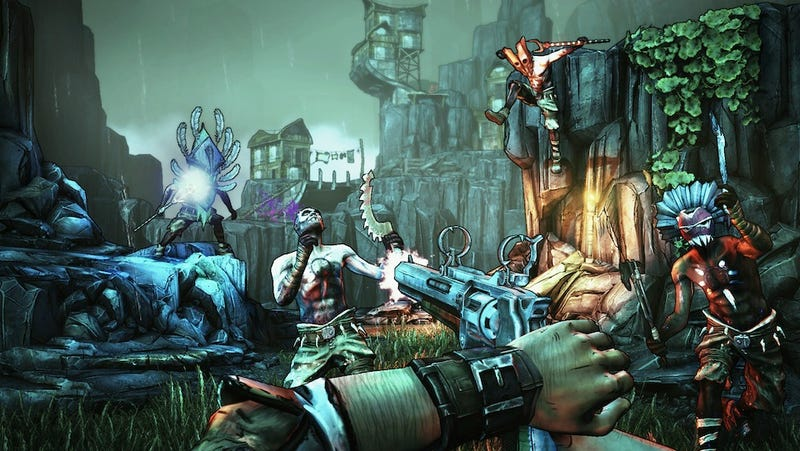 5 Things You Should Know About The Borderlands 2 DLC That Came Out Today