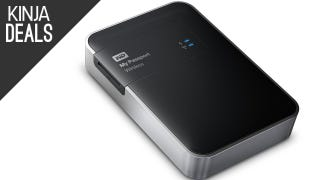 This External Hard Drive Can Stream Wirelessly To All Of Your Devices