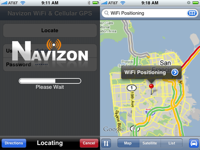 iPhone Faux-GPS Hack Works and is Awesome