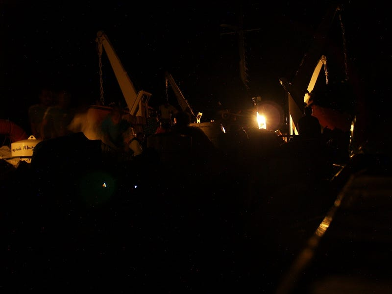 A szudáni halálhajó
