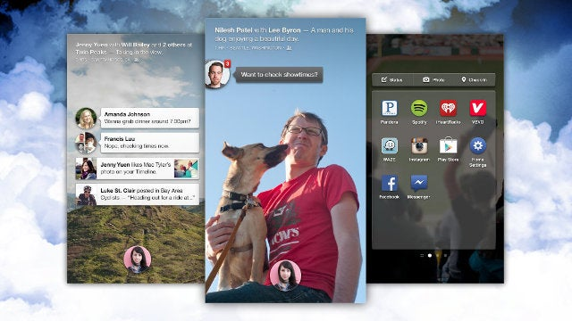 Have You Tried Facebook Home?
