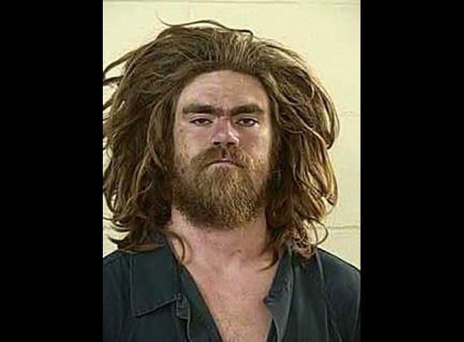 Angry Naked Guy Terrorizes Oregon Hemp Festival