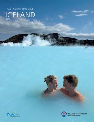 Iceland Ready to Rake in That Sweet Journalism Money