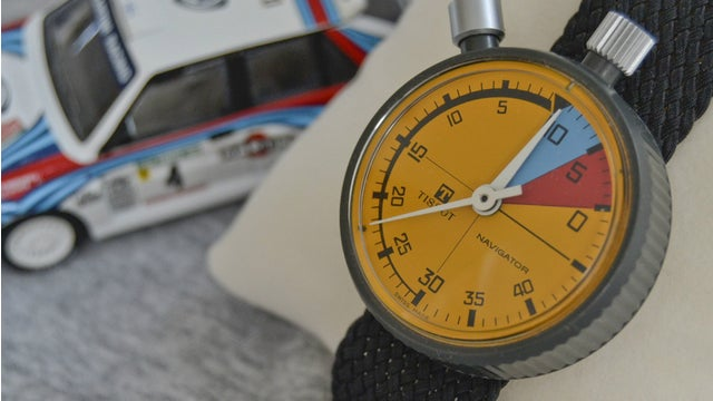5 Vintage Race Watches To Gift Before They're Gone
