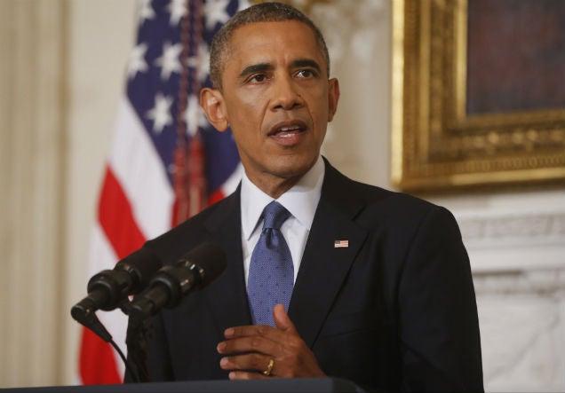 """As Airstrikes Begin, Obama Warns That U.S. Won't Be """"Iraqi Air Force"""""""