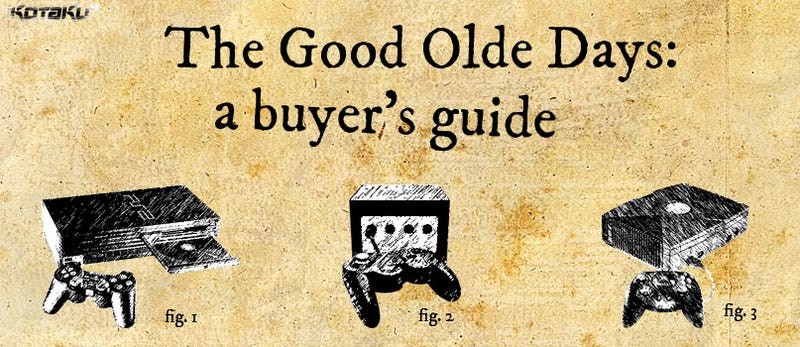 A Buyer's Guide To A Console Generation Past
