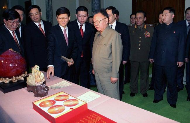 Kim Jong-il Had an Otherworldly Birthday