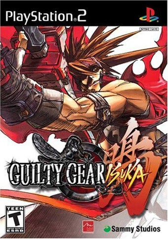 Who Owns The Rights To Guilty Gear?