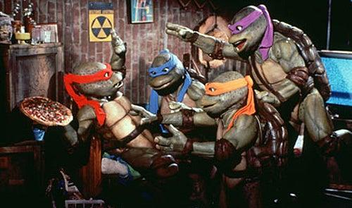 Happy 20th Anniversary, Teenage Mutant Ninja Turtles Movie