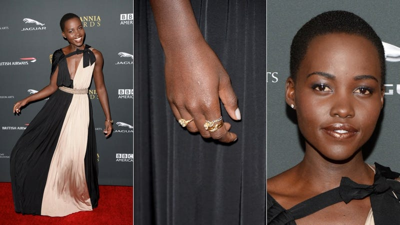 Your Afternoon Red Carpet Jaw-Dropper: Lupita Nyong'o
