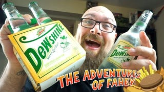Snacktaku Tries Mountain Dew's Latest Throwback, Dewshine