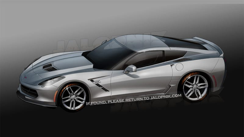 Exclusive: This is the 2014 Chevy Corvette