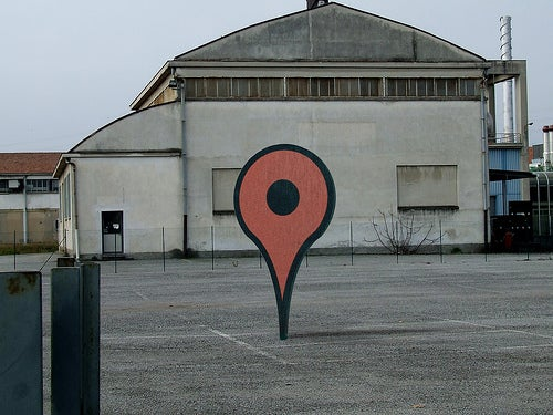 How Google Really Places Map Markers