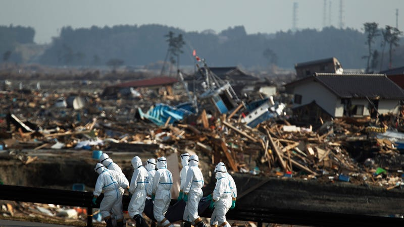 Japanese Quake Survivors Have Returned $78 Million in Lost Cash