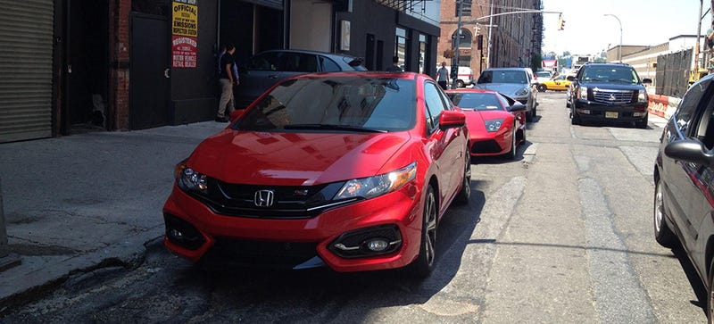 What Do You Want To Know About The 2014 Honda Civic Si?