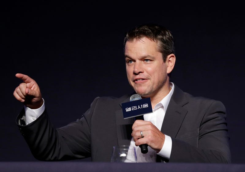 Matt Damon Might Play Aquaman in the New Justice League Movie