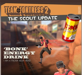 Bonk Energy Drink, Now With Scout Achievements