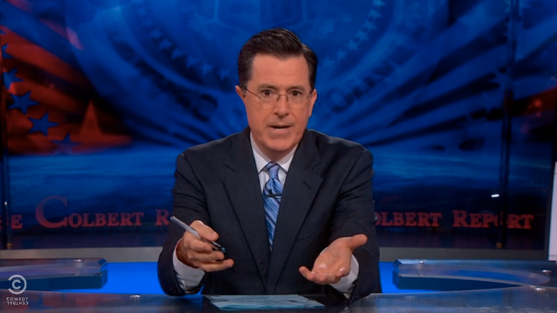 Your Morning Cry: Stephen Colbert's Tearful Tribute to His Late Mother