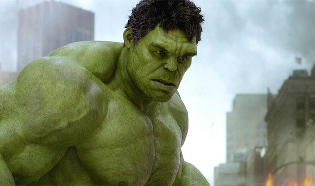 The Avengers - A Closer Look at The Hulk