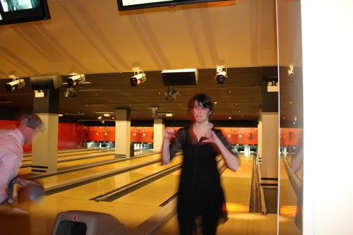 Here's What You Missed at the New York All-Media Bowling