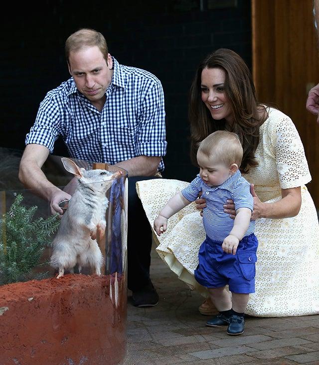 Breaking: Wee Prince George Now Has Teeth.