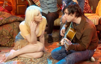 Ryan Adams Doesn't Know What Courtney Love Is Talking About