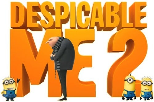 720P- Watch Despicable Me 2 Online