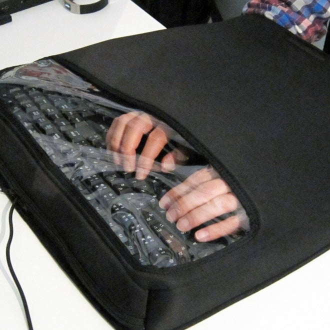One Guaranteed Awesome Gift For That Person In Your Office Who Types Really Loud