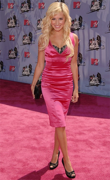 Celebrities Whose Names We Do Not Know (Blondes Of The MTV Movie Awards Edition)