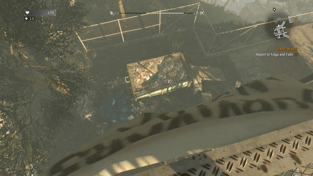 Dying Light's New Hard Mode Is Definitely Harder