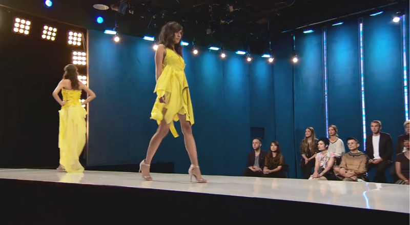 Project Runway Open Thread, Week 7