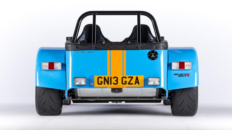 The Caterham Se7en 620R Is The Most Extreme Se7en Ever