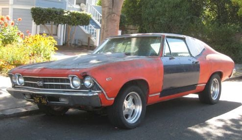 1969 Chevrolet Chevelle SS 396