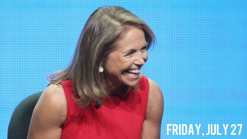 Katie Couric's New Theme Song by Sheryl Crow Sounds Exactly Like You Think It Would