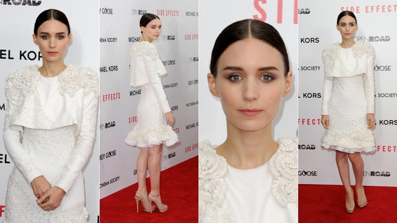 Rooney Mara's White Night