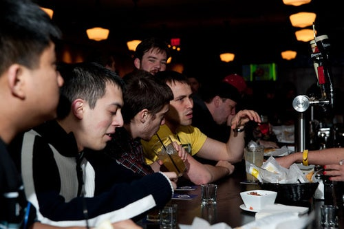 PAX East Kotaku Party: Scenes From The Rattlesnake Bar