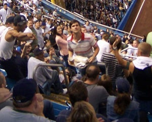 How To Get Fake Lost At Yankee Stadium