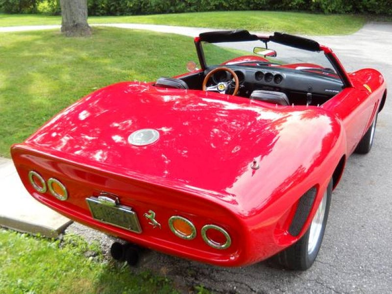For $26,000, Own A GT-Faux