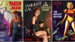 Video Games Make Surprisingly Beautiful Pulp Novels