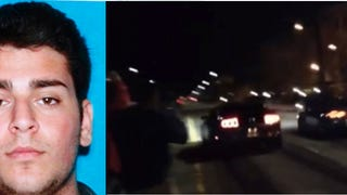 Suspect In LA Street Race Crash That Killed Two Surrenders To Police