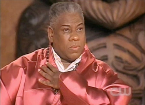 The André Leon Talley Report Card: A Final Judgment