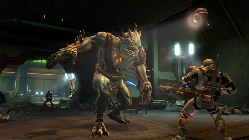 Check Out Hi-Res Screens and Video From The Old Republic's Rise of the Rakghouls Update