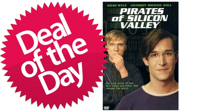 Pirates of Silicon Valley Is Your Swashbuckling Deal of the Day