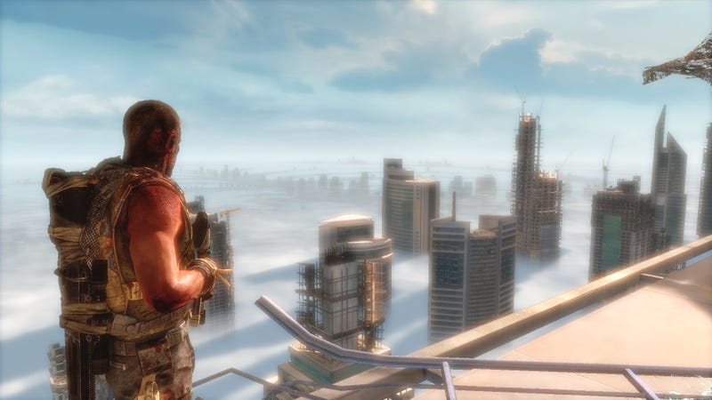 Spec Ops: The Line's Vision of Dubai
