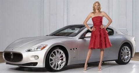 Do Attractive Women Drive Attractive Cars?