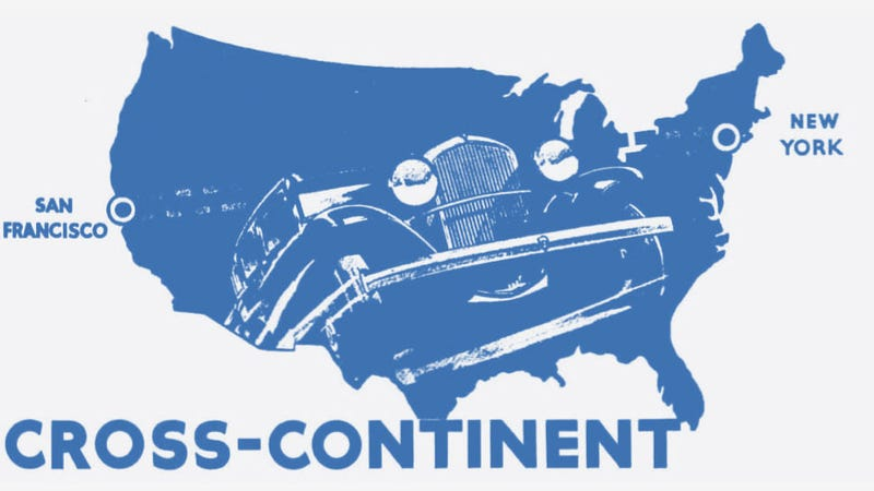 Meet The Guys Who Drove Across The U.S. In A Record 65 Hours (In 1931)